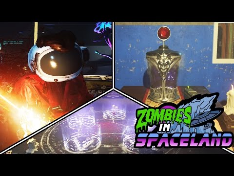 Thumbnail: TOP 3 UNFOUND EASTER EGGS - ZOMBIES IN SPACELAND! (Infinite Warfare Zombies)