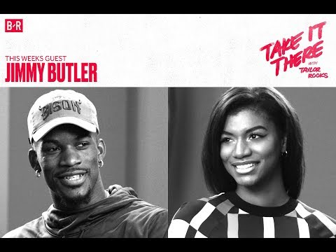 Jimmy Butler Opens Up About Nearly Quitting Basketball | Take It There S1E1 (Premiere)