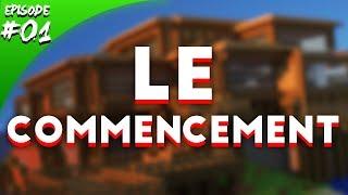 FUZE CA Y EST JE DÉBARQUE ! Minecraft Moddé S4 Episode 1