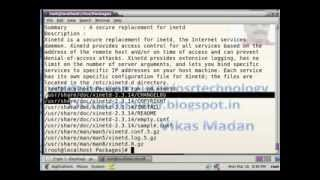 how to install rpm  package in redhat linux 6 step by step in hindi