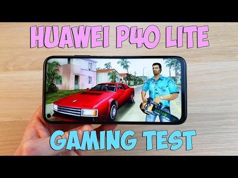 HUAWEI P40 LITE GAMING TEST (KIRIN 810) - ИГРОВОЙ ТЕСТ!