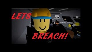 BREACHING SCP-606! (GONE WRONG) SCP:F Roblox
