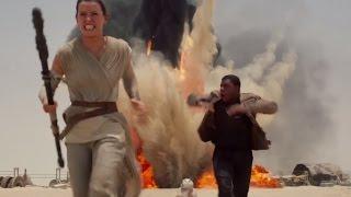 Звездные войны׃ Эпизод 7(2015) — трейлер на русском языке 1080p
