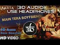 3D Audio | Blue Eyes | Yo Yo Honey Singh | Full Song | High Bass Boosted