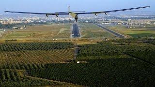 سولار إمبلس تحط بمطار إشبيلية الإسباني    23-6-2016