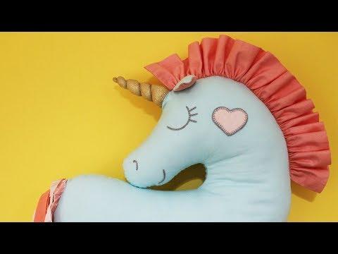 Как сшить единорога. Часть #1. How To Sew A Unicorn. Part #1