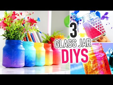 3 DIY Ways to Transform Glass Jars! - HGTV Handmade