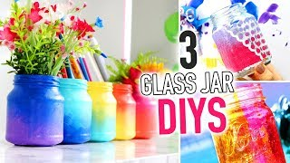 Download Mp3 3 Diy Ways To Transform Glass Jars! - Hgtv Handmade