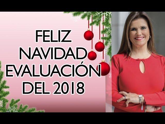 Pilar Sordo - Feliz Navidad y Evaluacion del 2018