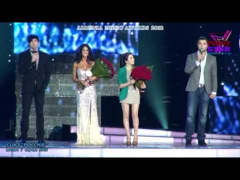 7.Armenia Мusic Awards 2012.Концерт.Москва,7 апреля 2012