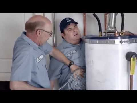 2 Plumbers 1 Van: Funny Ford Transit Commerical