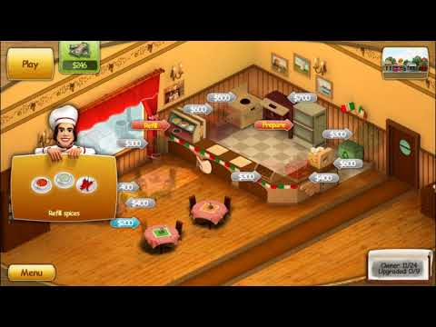 CHEAP GAMES - DINER MANIA! |