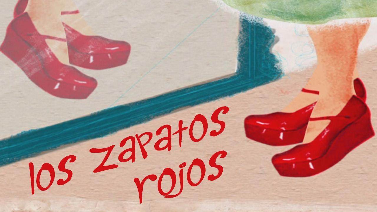 Image result for Los zapatos rojos