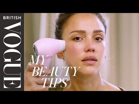 jessica-alba's-self-care-beauty-routine- -my-beauty-tips- -british-vogue