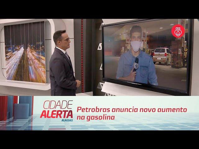 Petrobras anuncia novo aumento na gasolina