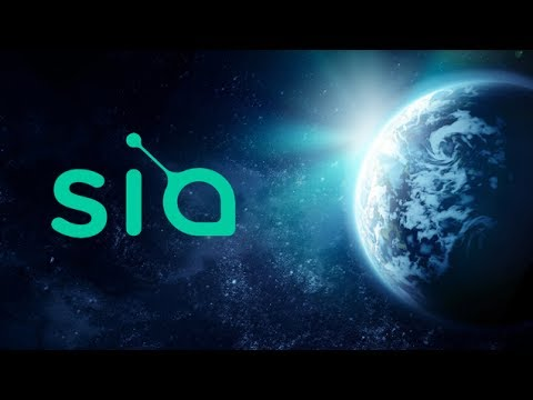 Siacoin Will Change Cloud Storage Forever - Cryptocurrency Review & Introduction