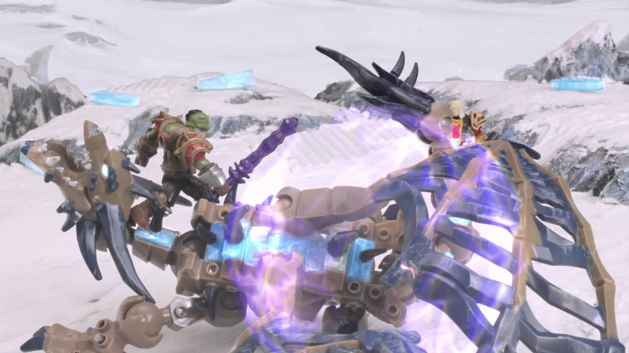 Mega Bloks World of Warcraft -- Episode 2: Arthas' Rule - Mega Bloks World of Warcraft -- Episode 2: Arthas' Rule