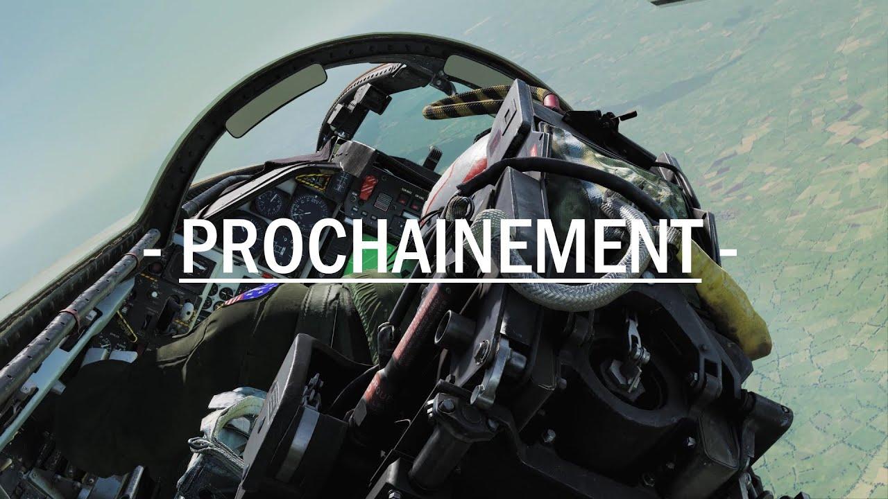 DCS World // F-14 Tomcat By HeatBlur Simulations // Prochainement !