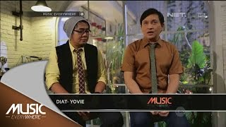 Video Yovie & Nuno - Merindu Lagi - Music Everywhere download MP3, 3GP, MP4, WEBM, AVI, FLV Maret 2018