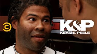 Recovering from Slapping Ass - Key & Peele
