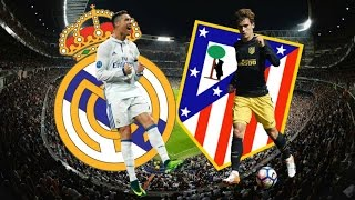 REAL MADRID vs ATLETICO 02/05/2017 match preview