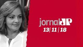 Jornal Jovem Pan  - 13/11/18