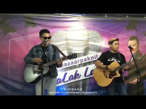 Izzue Islam - Bimbang (acoustic) LIVE at Bazaar Paknil