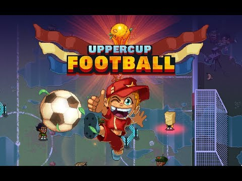 The craziest soccer game for your mobile! Uppercup Football for Android, iPhone and iPad
