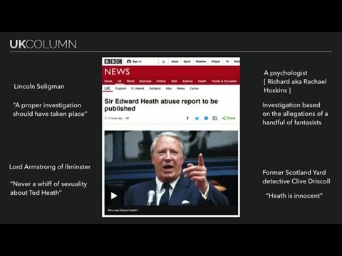 UK Column Thursday 05/10/2017: The Ted Heath Report One.