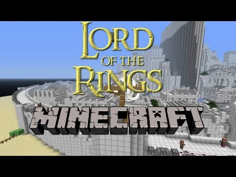 Thumbnail: Minecraft - The Battle of Minas Tirith (Lord Of The Rings) [A Minecraft short movie] [HD]