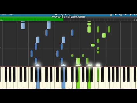 Rosario + Vampire Piano Cover 2nd theme
