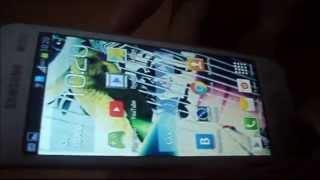 Samsung Galaxy star plus+как сделать скриншот Screenshot!!!