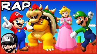 Repeat youtube video Super Mario Glitch-Hop & Dubstep Rap | NLJ, Boyinaband, Veela, Dan Bull