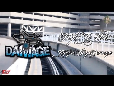 Tampa Bay Damage: Fight To Win | Paintball | 2013 PSP Chicago Open