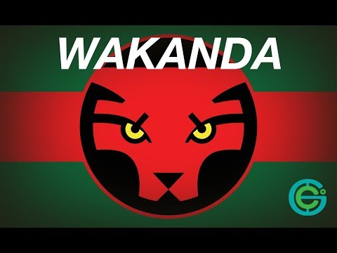 Wakanda (Black Panther) Geography Now!