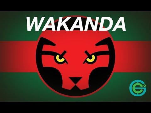 Wakanda (Black Panther) Geography Now!