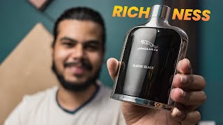 jaguar classic black perfume review man unboxing and full information