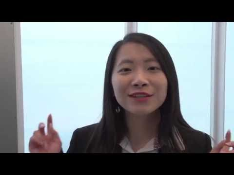 Mandarin Version: Virtual tour of Rutgers Business School at 100 Rock on the Livingston Campus