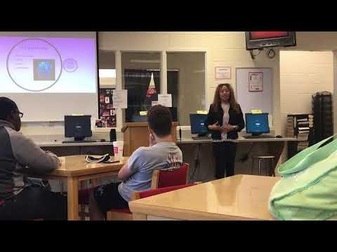 Meghan's Lupus Senior Project 2018