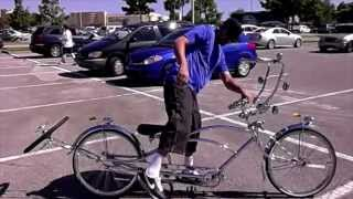 Stretch lowrider bike!!
