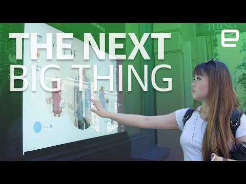 "Mastercard's ""The Next Big Thing"" Concept Store first look"
