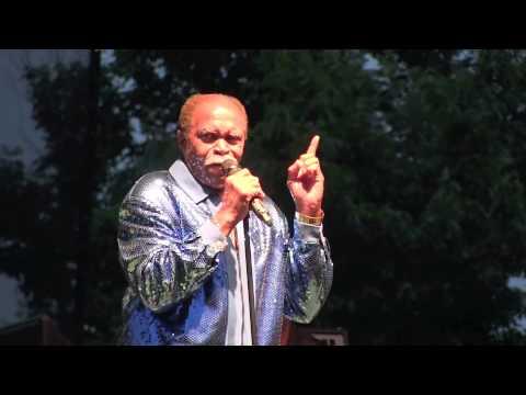 "Otis Clay: ""I Need Your Love"", Woodbine Park, Toronto  2014"