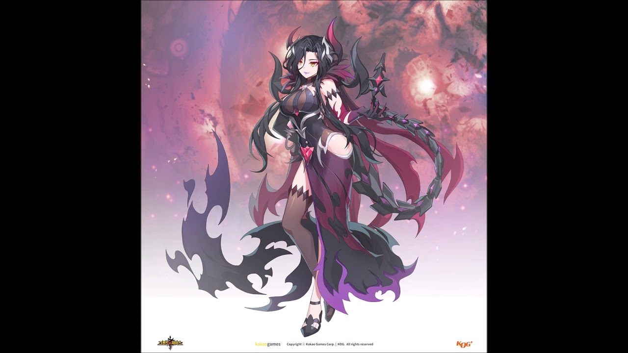 [Grand Chase for Kakao] Nelia - Korean Voice
