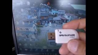 видео U blox 7 gps gnss receiver