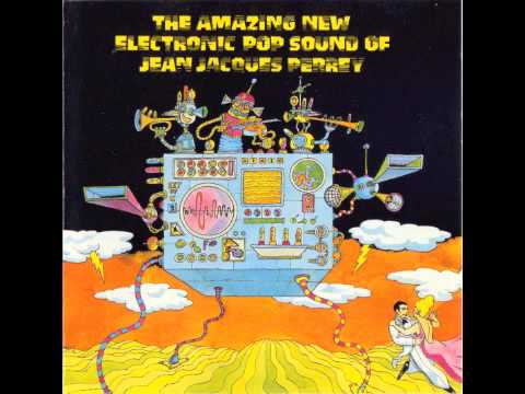 Jean-Jacques Perrey - The Mexican Cactus