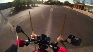 Practica Examen Pista Moto A2