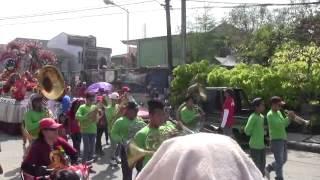 St.Patrick Band 24 karakol sto.nino 2014(1/7)