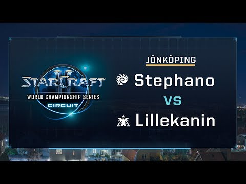 Stephano vs Lillekanin ZvT - Group A Stage 2 - WCS Jönköping 2017 - StarCraft II