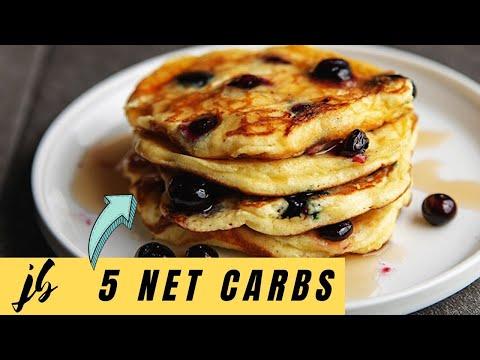 keto-blueberry-pancakes