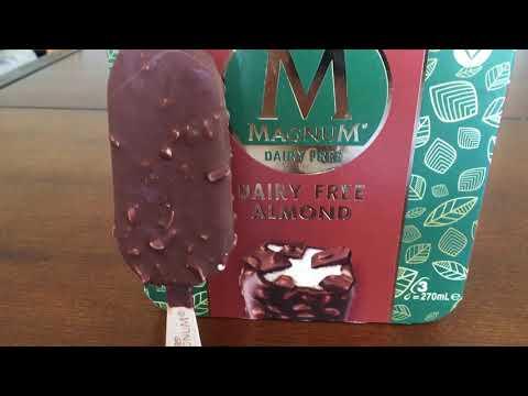 """Magnum Vegan ice""""creams""""! YUM!"""